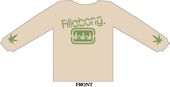 fillabong longsleeve shirt