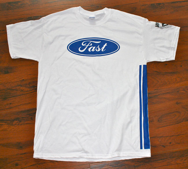 fast ford shirt